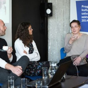 MAST featured among good-practice projects at the CREATIVEHORIZONS event in Ljubljana